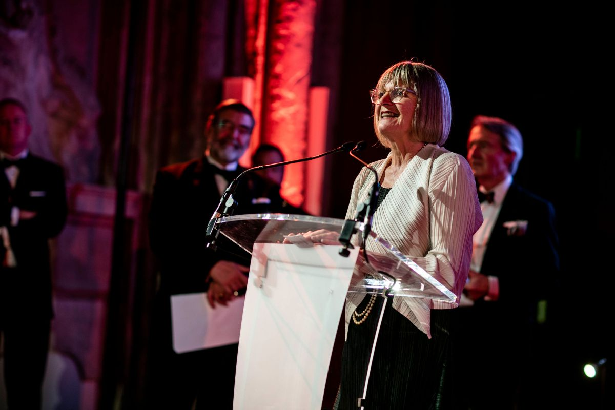 Jancis Robinson: Lifetime Achievement Award