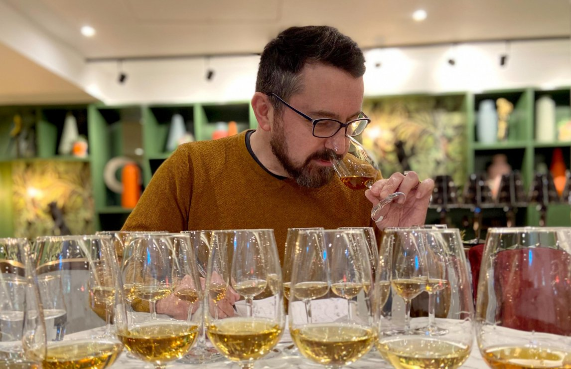 IWSC Judges' Insight: Matt Chambers