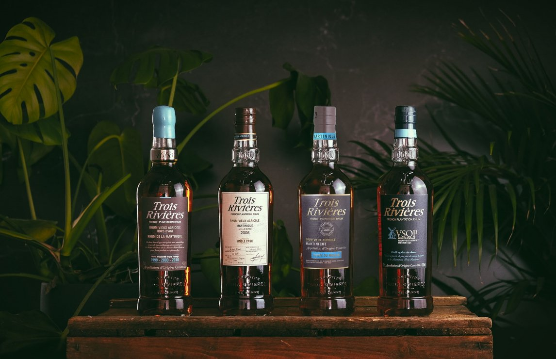 Eight rums that scored over 96 points at the IWSC 2020