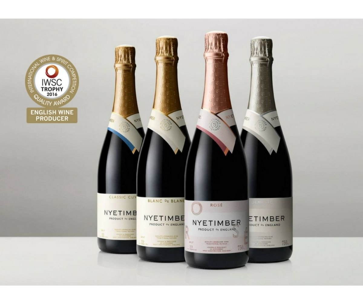 English Wines Awarded Record Number of Medals