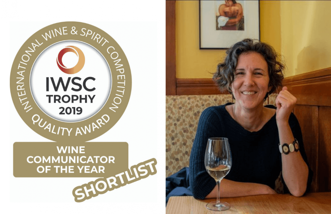IWSC Wine Communicator shortlist: Elaine Chukan Brown