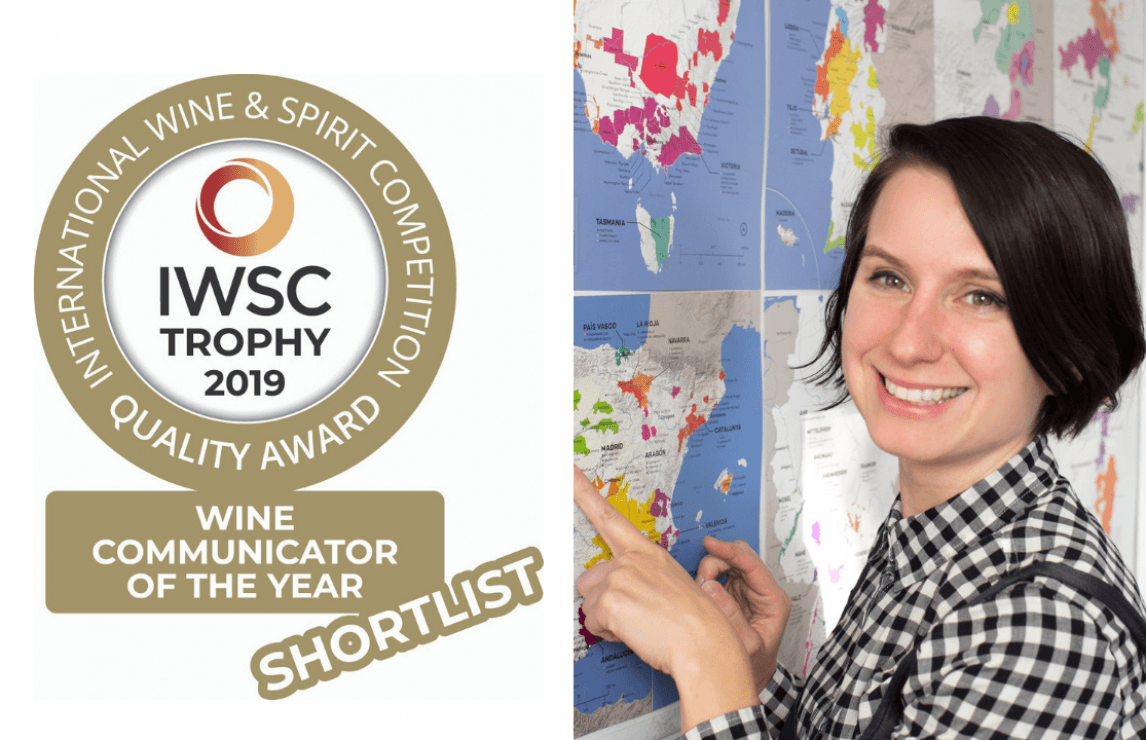 Wine Communicator shortlist: Madeline Puckette