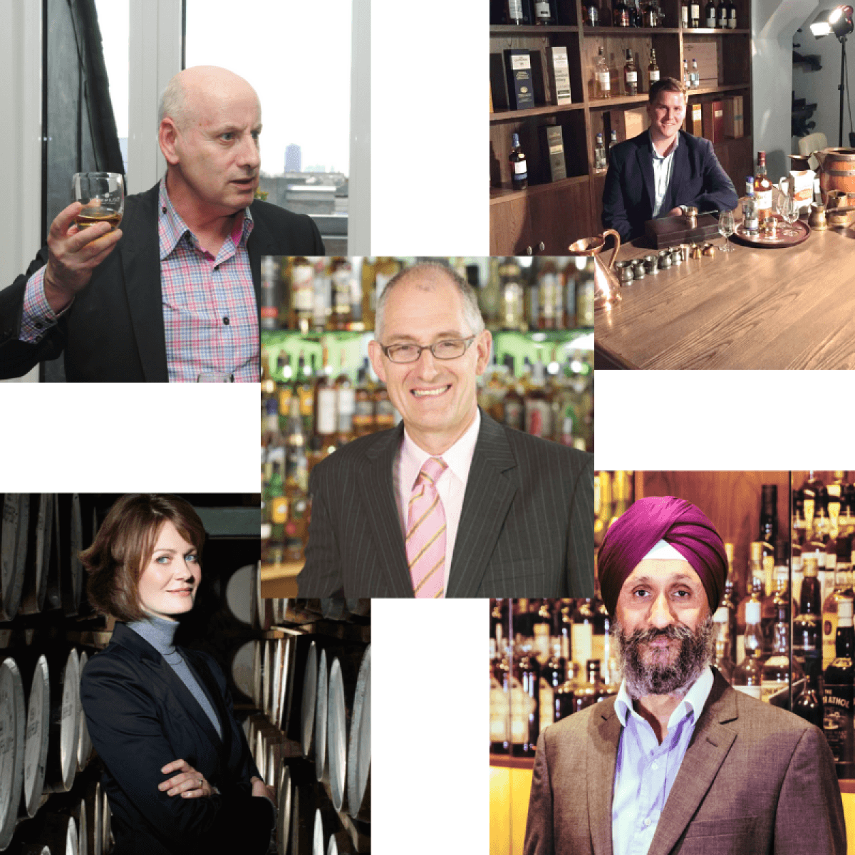 Shortlist announced for Outstanding Achievement in Scotch Whisky