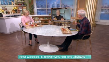 The IWSC in the spotlight on ITV's 'This Morning' TV show