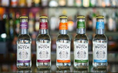 Double Dutch announced as official IWSC mixer partner
