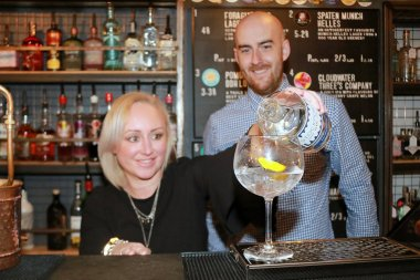 Meet the makers: Paul and Cheryl Sharrocks, Stockport Gin