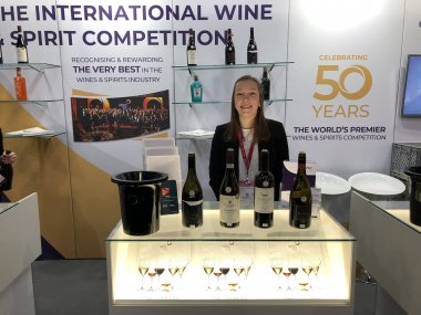 Five reasons to visit IWSC at ProWein