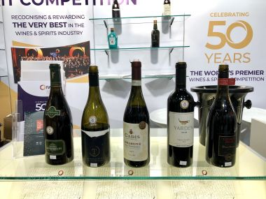 IWSC celebrates 50th anniversary at ProWein