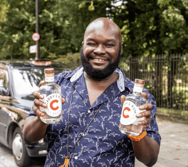 London cabbie wins IWSC Rum & Cola Trophy – for London's only white rum