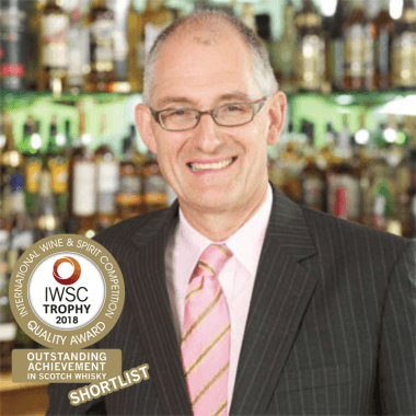 Scotch Whisky Award Shortlist: Ken Grier