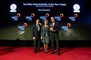 Tom Cannavan: Wine Communicator of the Year