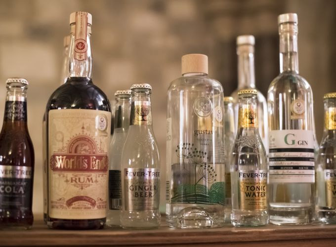 IWSC launches new spirits mixer category
