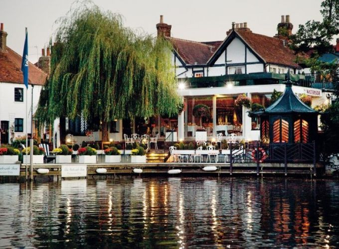 Nominate your favourite restaurant to win a break for two at The Waterside Inn