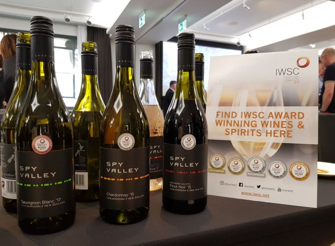 IWSC winning wines shine at Flavours of New Zealand