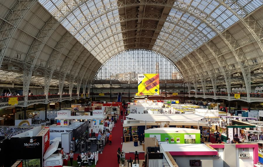 First winners of IWSC 2019 to be revealed at London Wine Fair