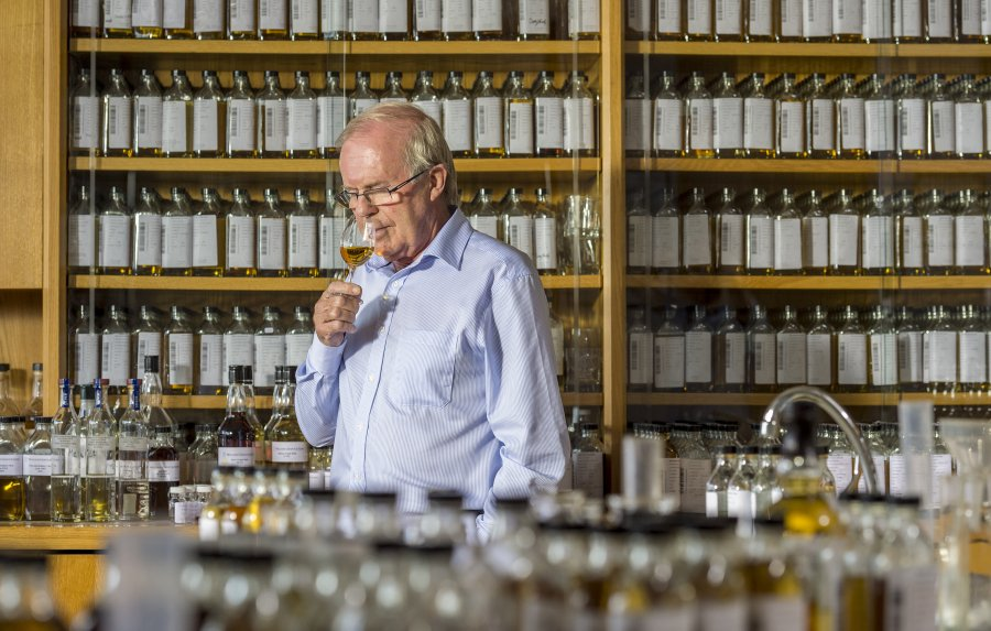 Outstanding Achievement in the Scotch Whisky Industry: David Stewart MBE