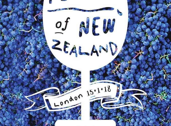 Join the IWSC at Flavours of New Zealand 2018