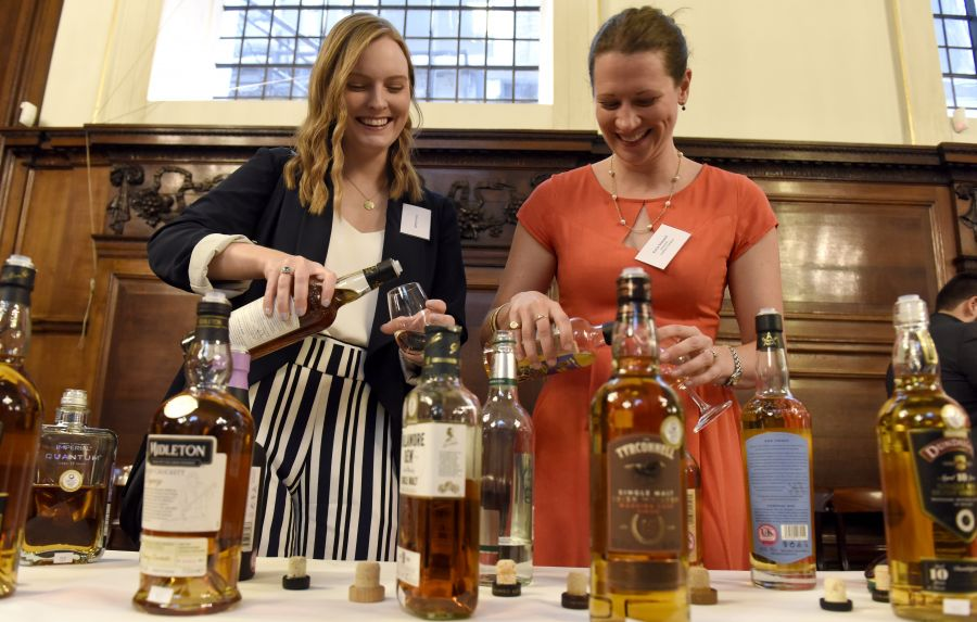 Trophy-winning whiskies for World Whisky Day