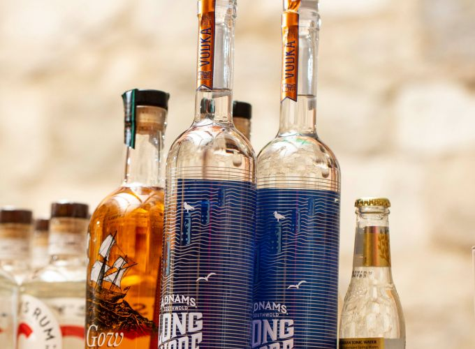 Tom Sandham's top 10 spirits for Christmas and New Year