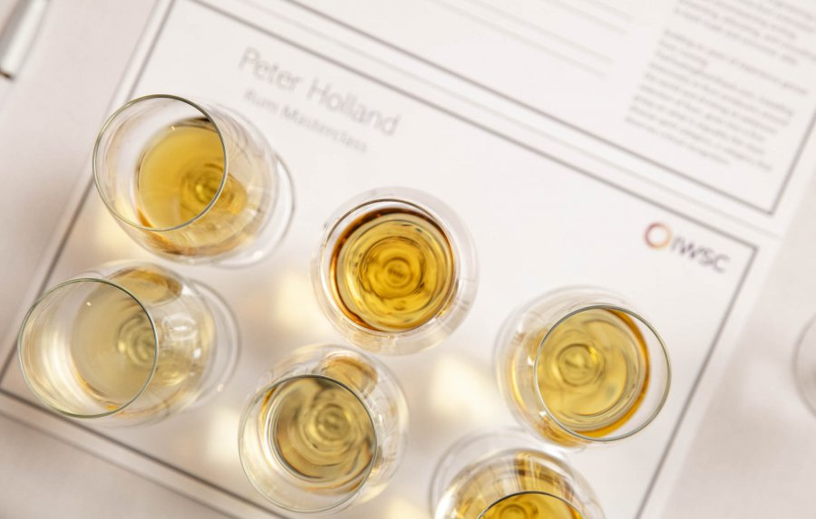 IWSC spirits judging all set for July