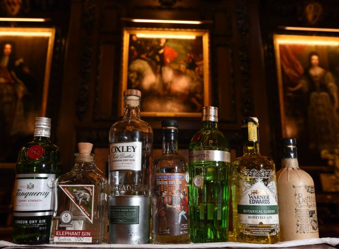 Over 200 award-winning spirits on show in London next week