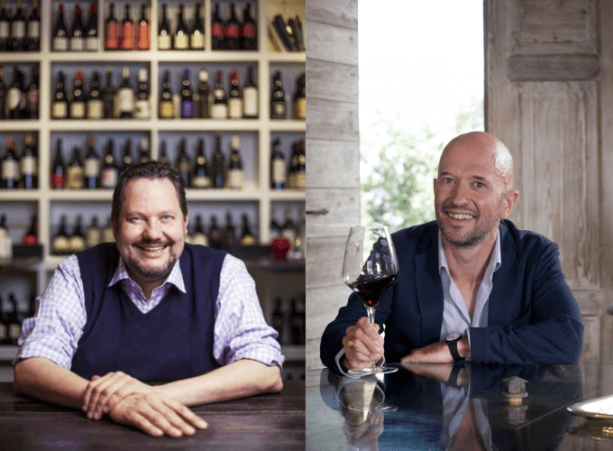 Joe Fattorini and Joe Wadsack join forces for London Wine Fair