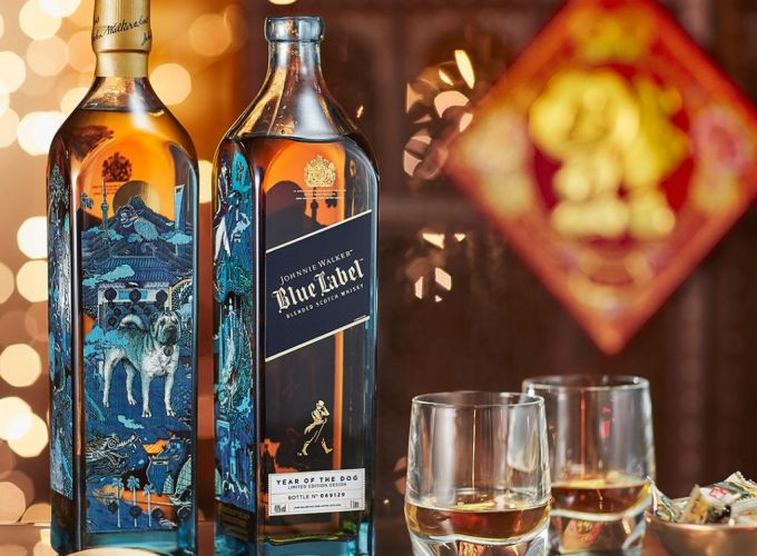 Top 10 whiskies for Chinese New Year