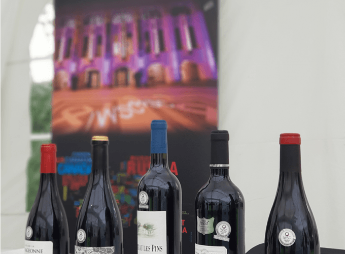 French winning wines showcased at Sud de France