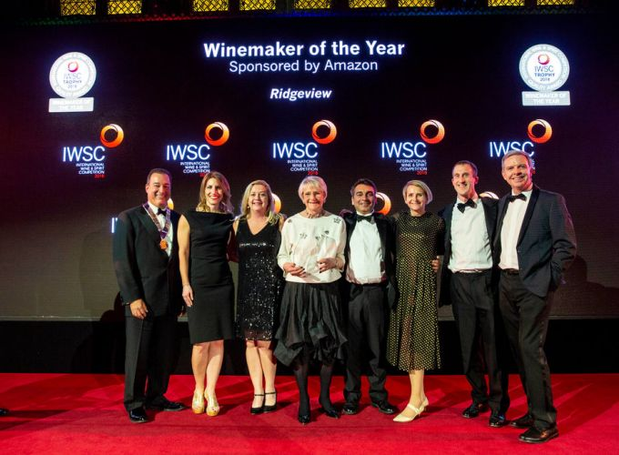 IWSC awards excellence in wines and spirits at its 49th Banquet