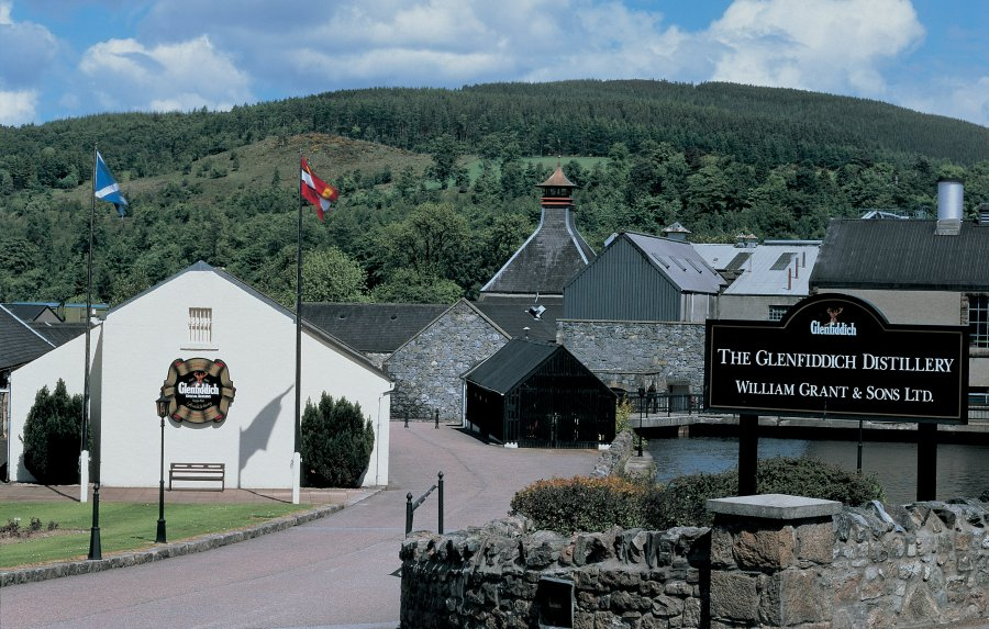 Outstanding Distiller 2019: William Grant & Sons