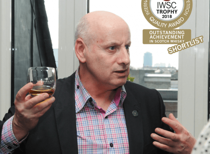 Scotch Whisky Award Shortlist: Colin Dunn