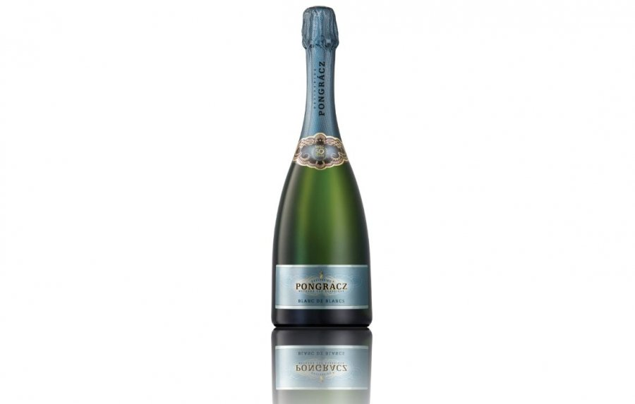 Pongrácz Blanc de Blancs limited edition packaging celebrates 50th anniversary of IWSC