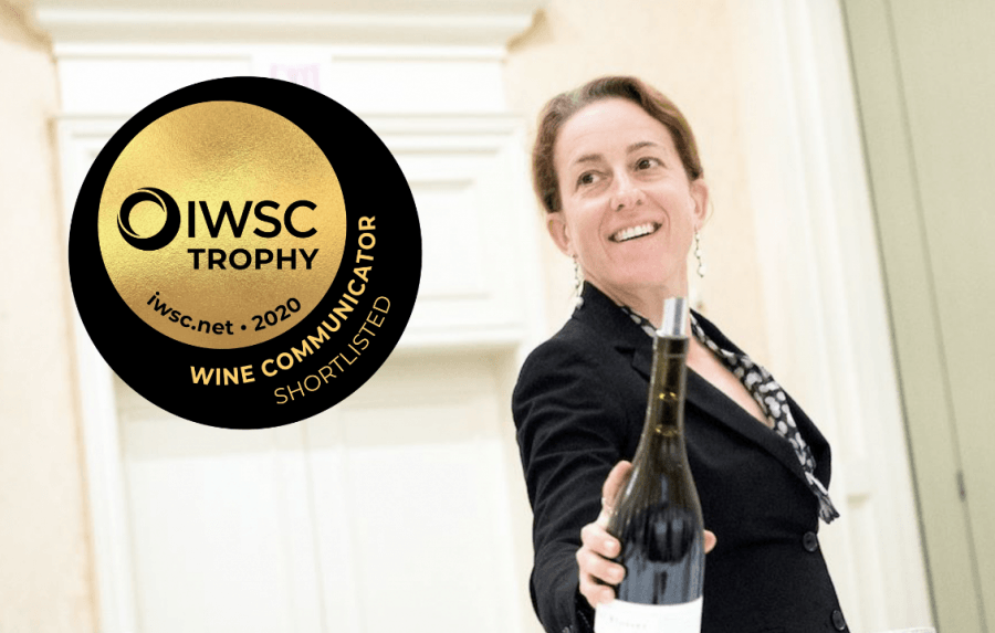 IWSC Wine Communicator 2020 shortlist: Melissa Monosoff MS