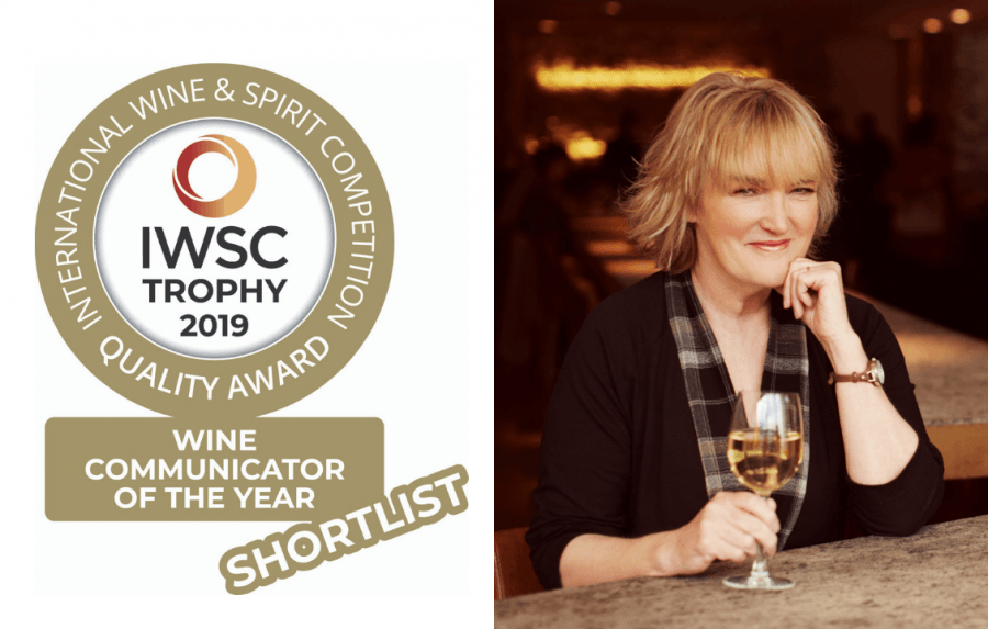 IWSC Wine Communicator shortlist: Fiona Beckett