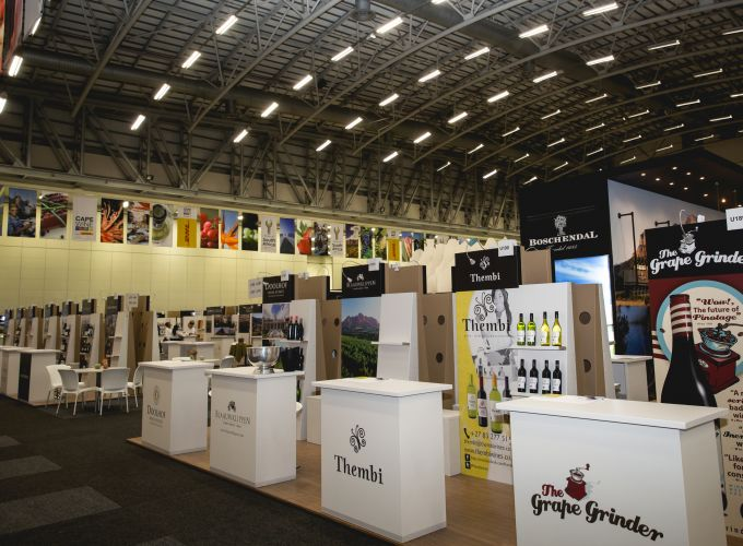 Winners announced at CapeWine