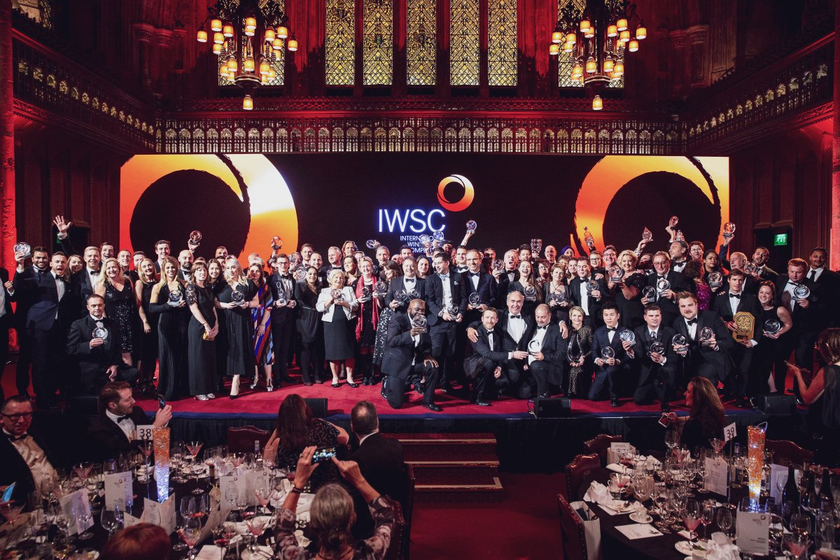 Winners at the IWSC Banquet.jpg