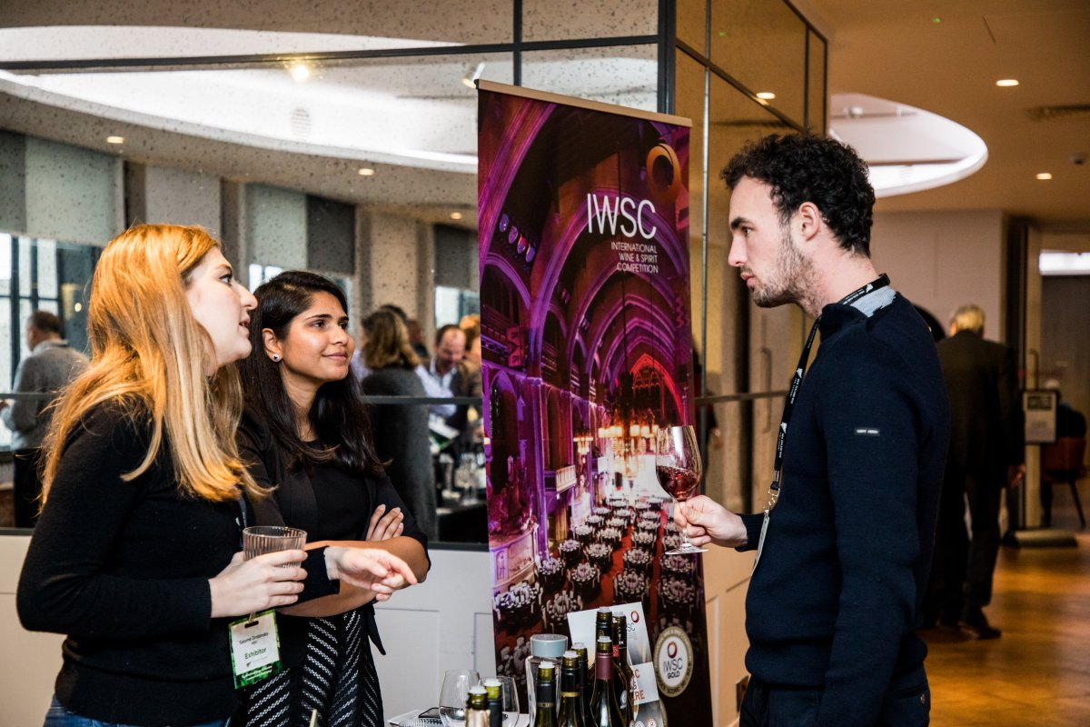 The IWSC at Flavours of New Zealand